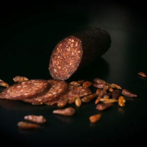 Buffalo salami with mild paprika